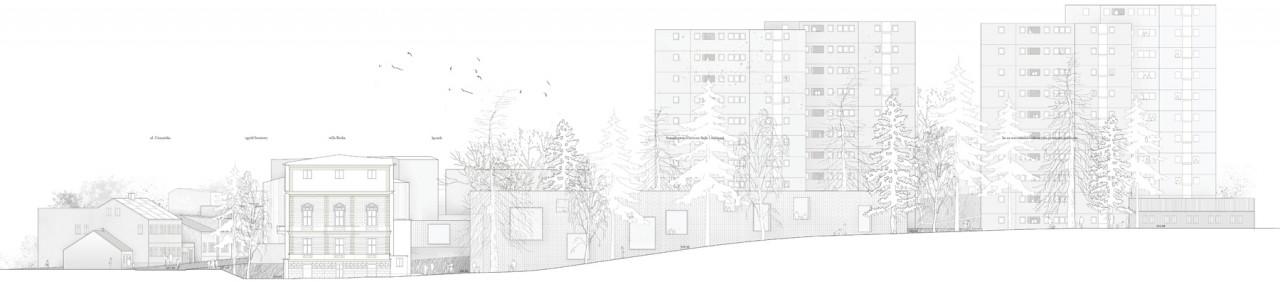pracownia architektury krajobrazu Centrum Bajki i Animacji