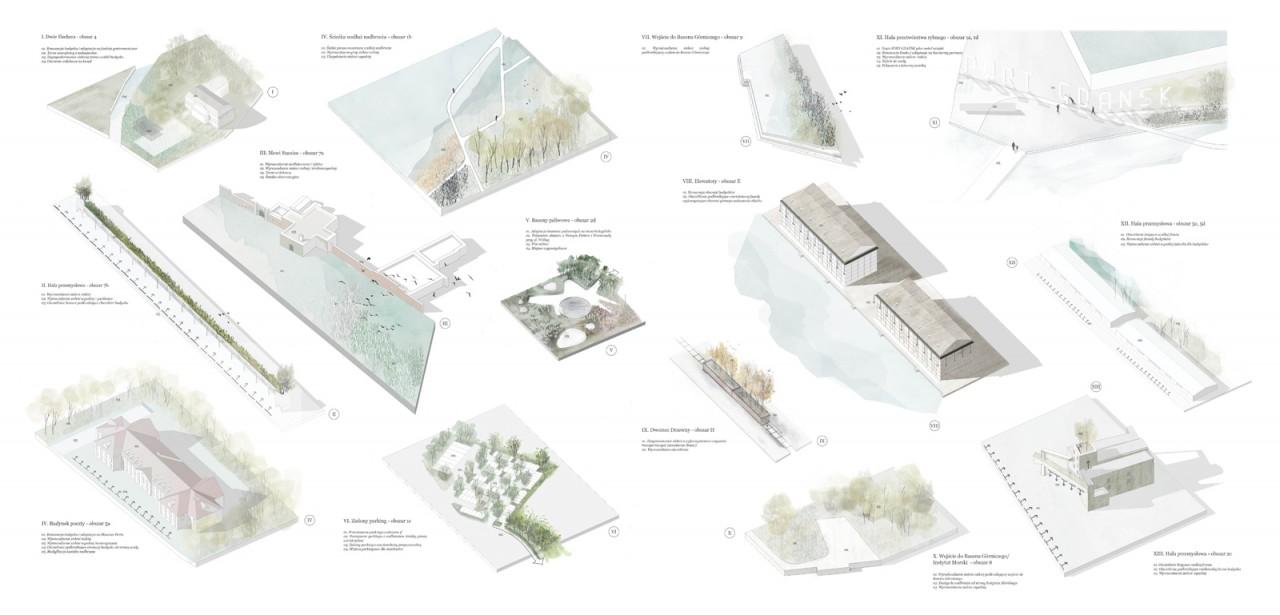 pracownia architektury krajobrazu Port w Gdańsku